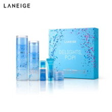 LANEIGE  Holiday Basic Moisture Set 5items [Delights Pop Holiday Edition]